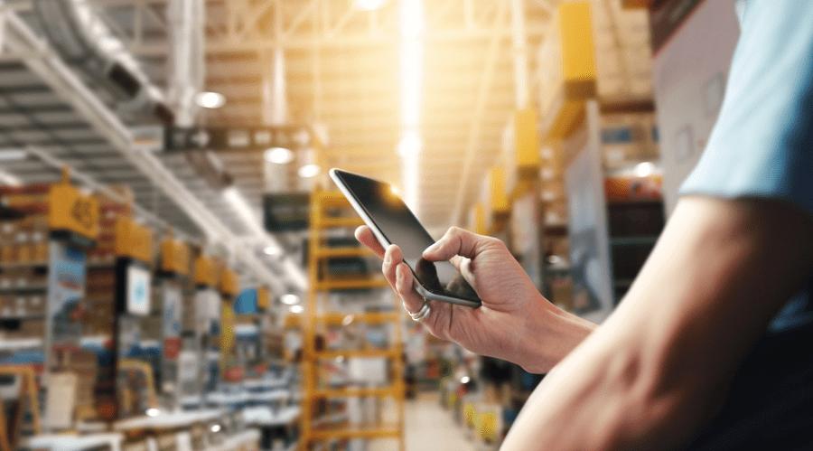 Commerce unifié plateforme unique centralisée en temps réel