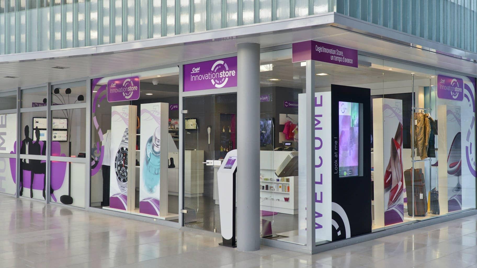 Cegid Innovation store