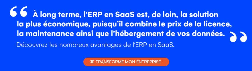 Témoignage stratégie de déploiement ERP