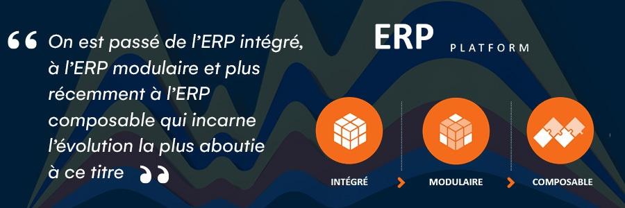 ERP composable et modulaire