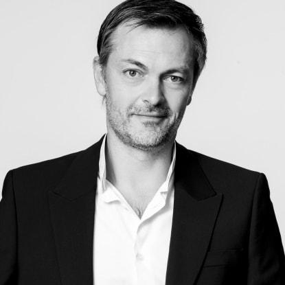 portrait Rémy Baume, CEO de Zadig & Voltaire