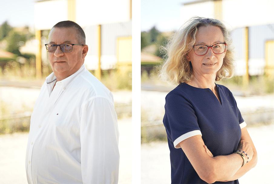 Témoignage Eric Pecile et Marie Noëlle Hornegg